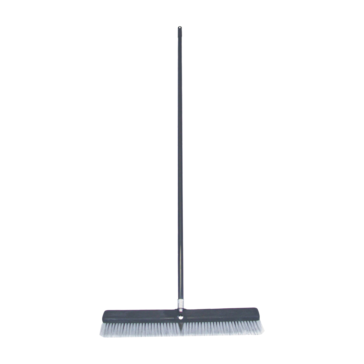 Picture of BIRDWELL 4025-4 Contractor Push Broom, 3 in L Trim, Polypropylene/Polystyrene Bristle