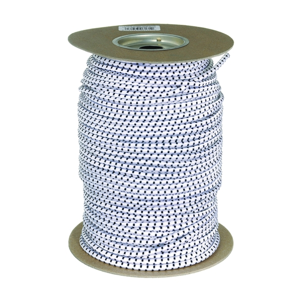Picture of KEEPER 06171 Bungee Cord, 1/4 in Dia, 300 ft L, Rubber