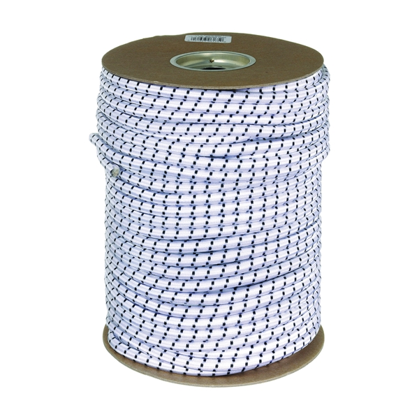 Picture of KEEPER 06175 Bungee Cord, 3/8 in Dia, 300 ft L, Rubber