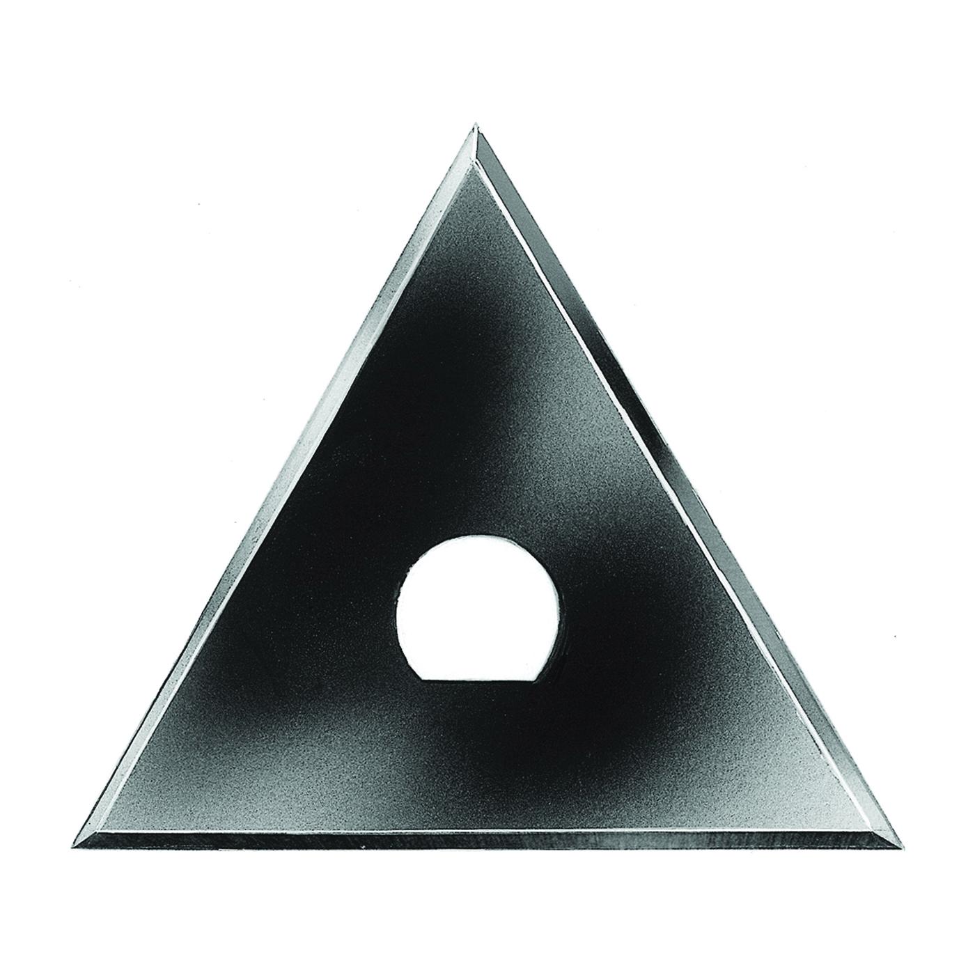 Picture of HYDE 10420 Scraper Blade, Triangular Blade, 2-1/4 in W Blade, Carbon Steel Blade
