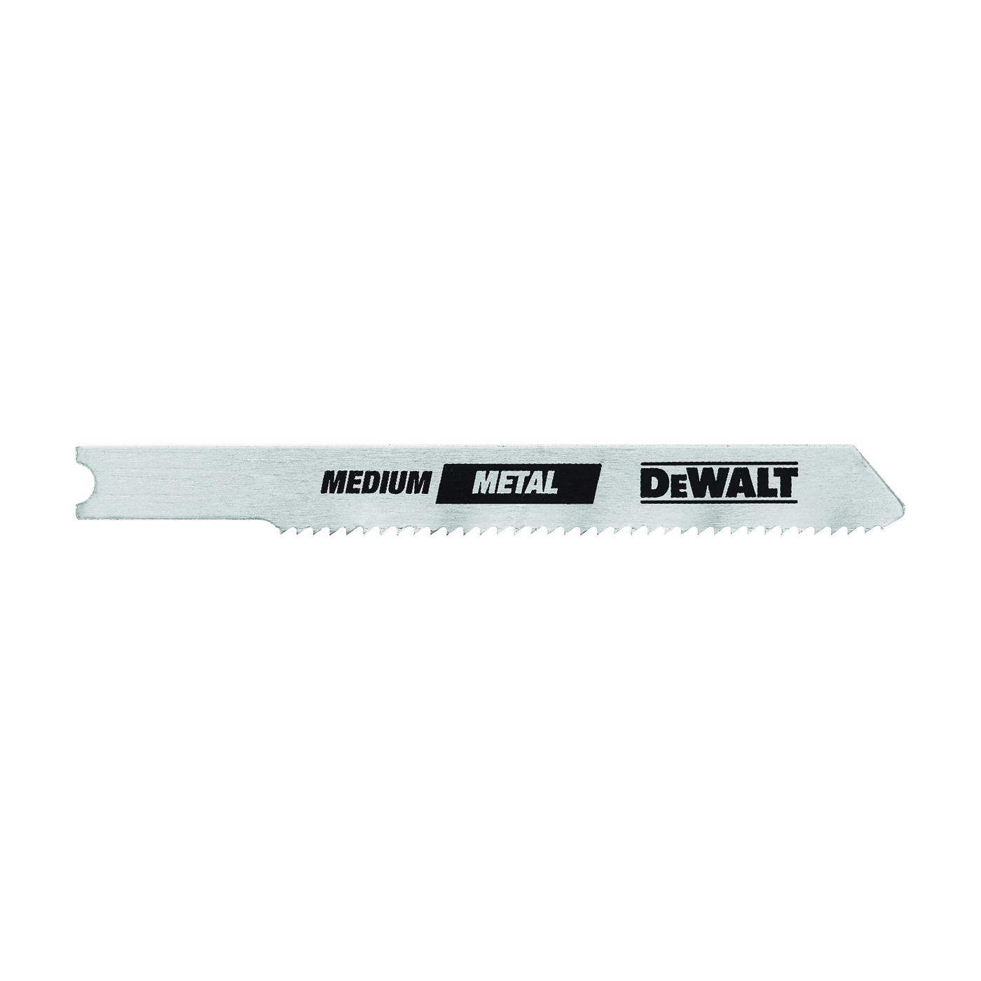 Picture of DeWALT DW3755H Jig Saw Blade, 1/4 in W, 8 TPI
