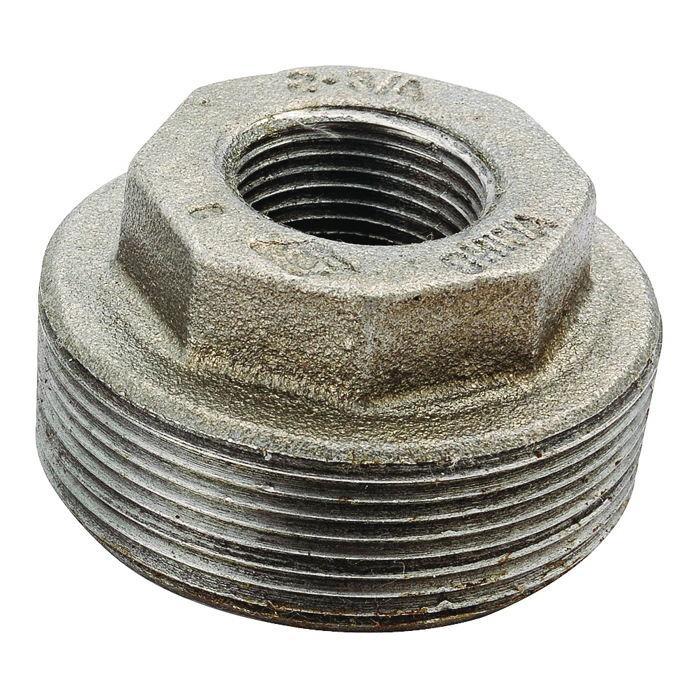 Picture of ProSource 35-1-1/4X1B Black Bushing, 1-1/4 x 1 in, MIP x FIP