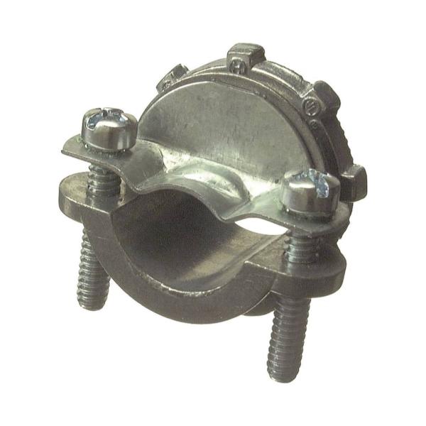 Picture of Halex 05110B Clamp Connector, Zinc