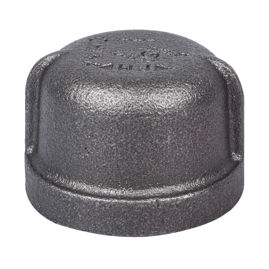 Picture of ProSource 18-1B Black Cap, 1 in, Threaded