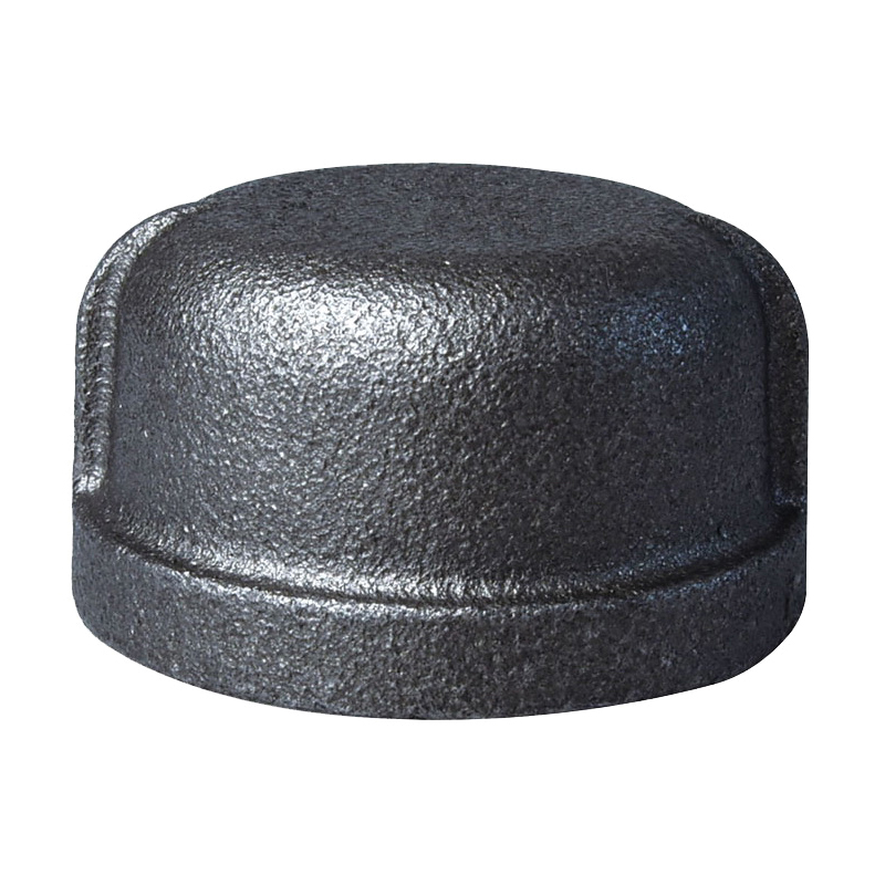 Picture of ProSource B300 40 Black Cap, 1-1/2 in, Threaded