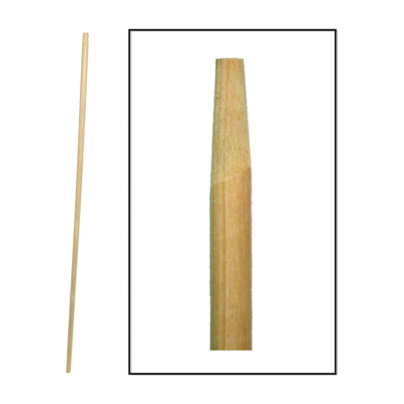 Picture of BIRDWELL 520-12 Broom Handle, 1-1/8 in Dia, 54 in L, Hardwood