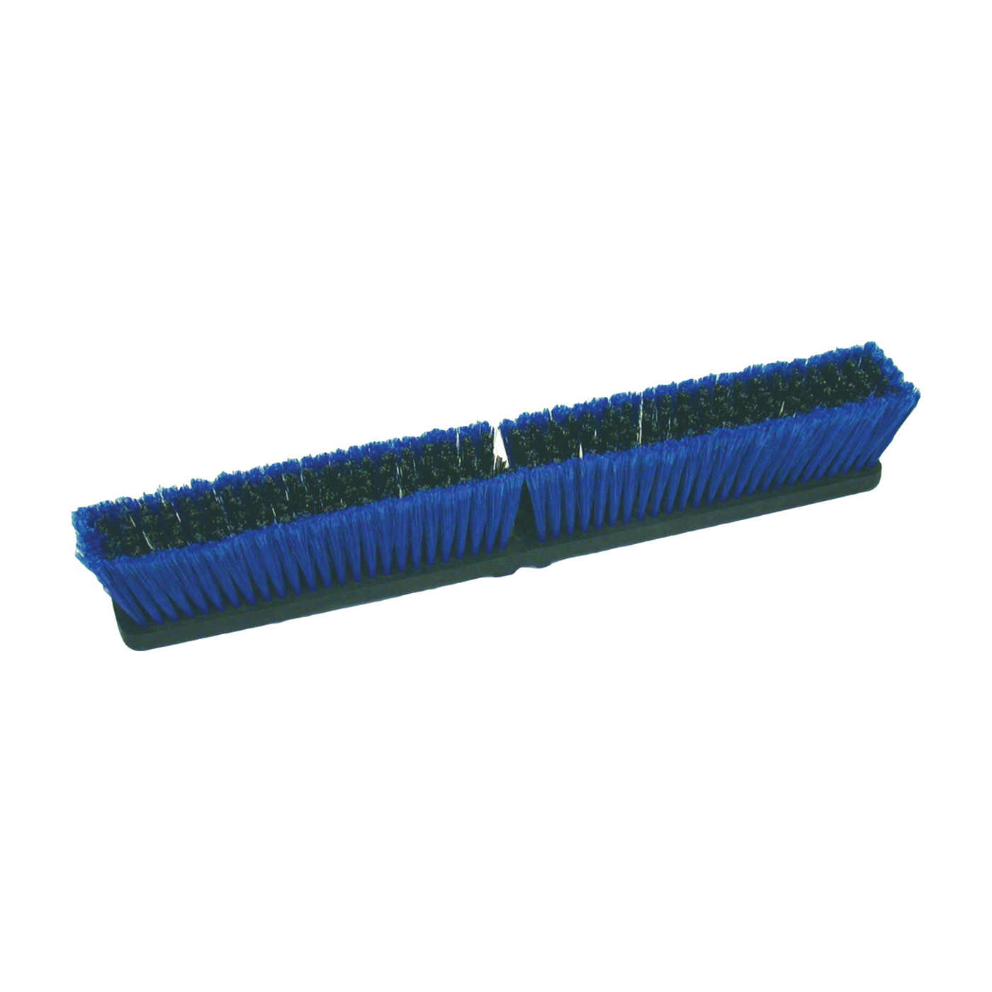Picture of BIRDWELL 2028-12 Broom Head Threaded, Threaded, 3 in L Trim, Polypropylene/Polystyrene Bristle, Black