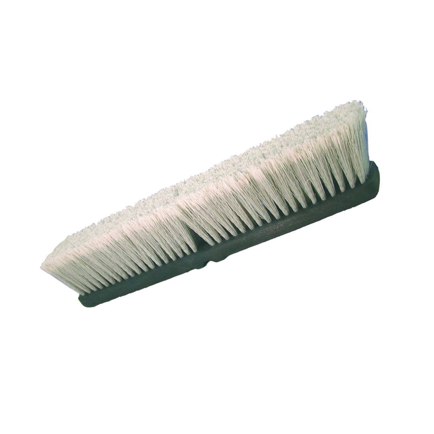 Picture of BIRDWELL 2019-12 Broom Head Threaded, Threaded, 3 in L Trim, Polypropylene/Polystyrene Bristle, Gray