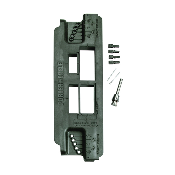 Picture of PORTER-CABLE 59375 Strike and Latch Template, 7.13 in L