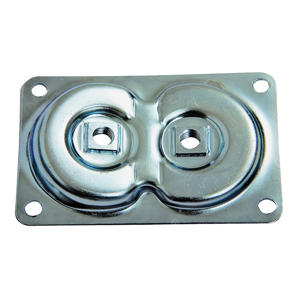 Picture of Waddell 2750 Top Plate, Steel, 1, Case