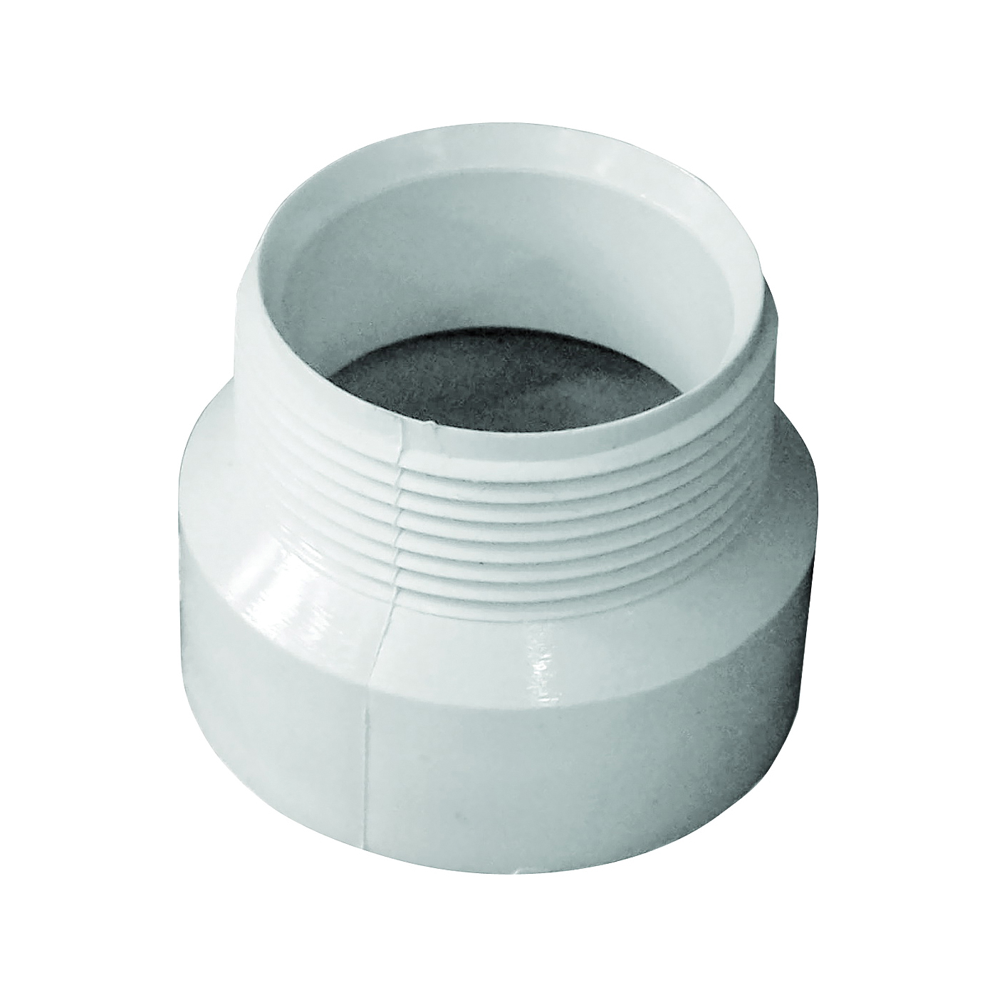 Picture of GENOVA 700 Series 70415 Pipe Adapter, 1-1/2 in Hub, 1-1/2 in MIP