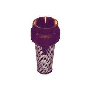 Picture of Simmons 400SB Series 453SB Foot Valve, 1 in Connection, FPT, 400 psi Pressure, Silicone Bronze Body