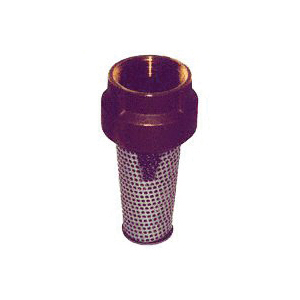 Picture of Simmons 400SB Series 456SB Foot Valve, 1-1/2 in Connection, FPT, 400 psi Pressure, Silicone Bronze Body