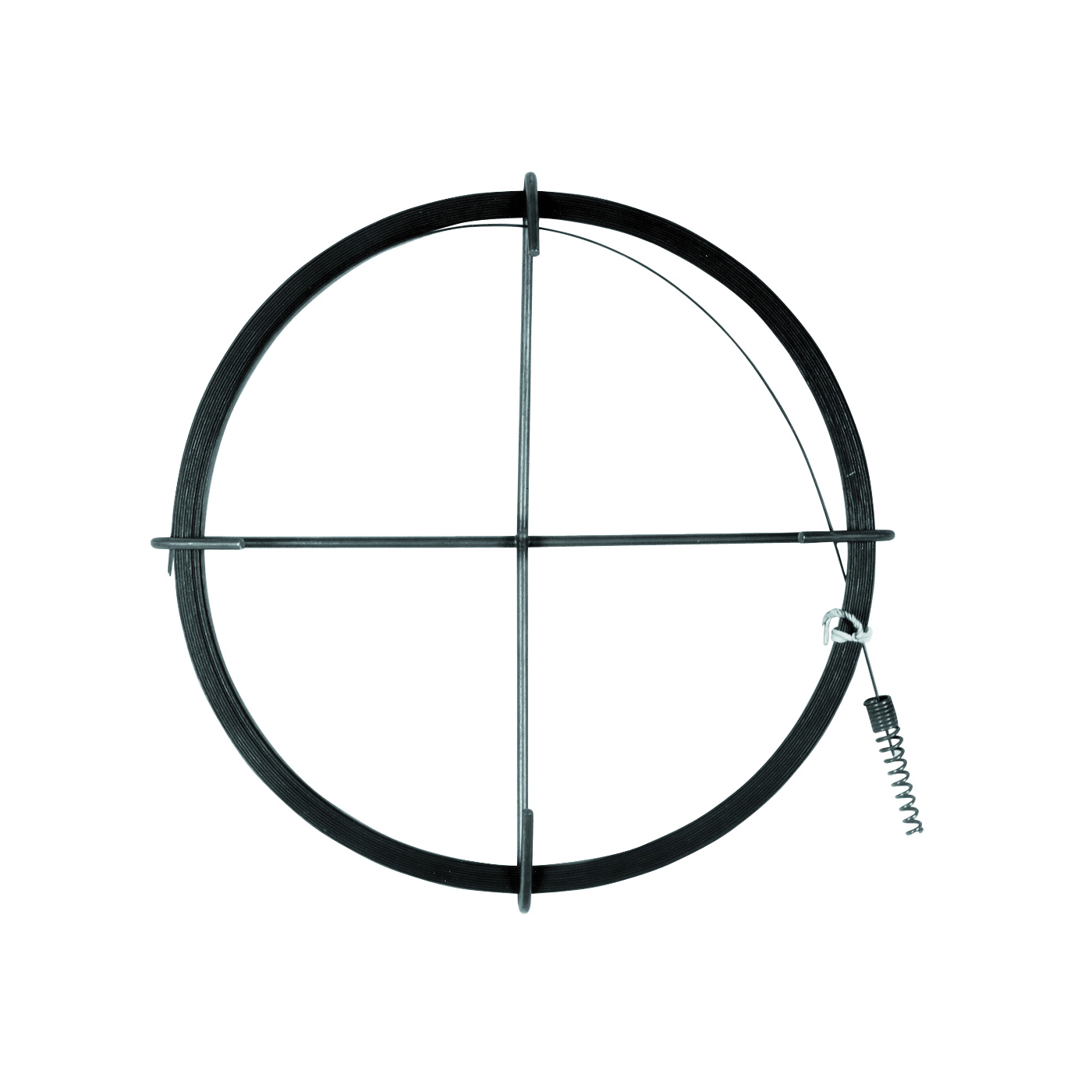 Picture of COBRA TOOLS 02500 Drain Tape, 1/4 in Dia Cable, 50 ft L Cable