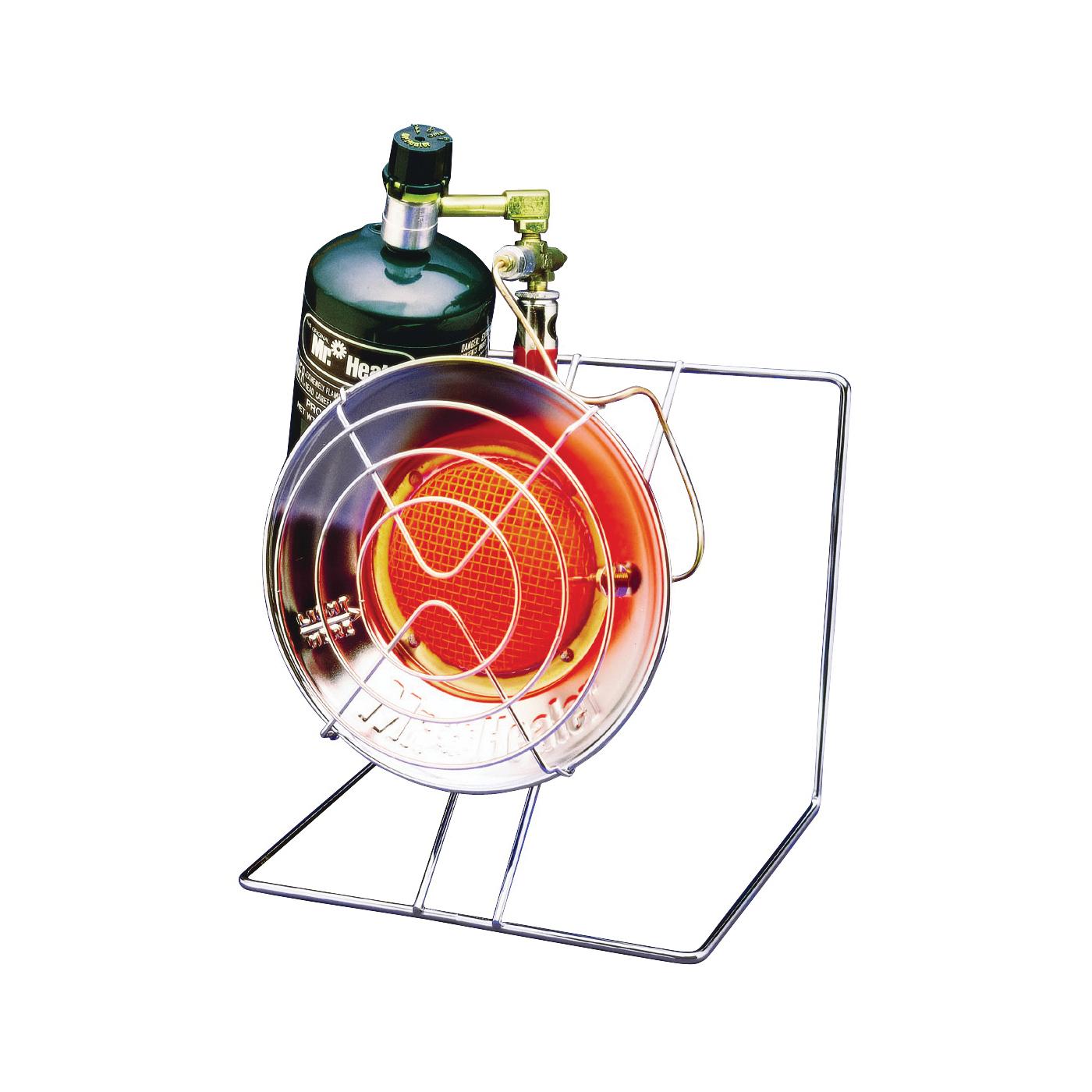 Picture of Mr. Heater F242300 Single Tank Top Heater Cooker, 1 lb Fuel Tank, Propane, 15000 Btu
