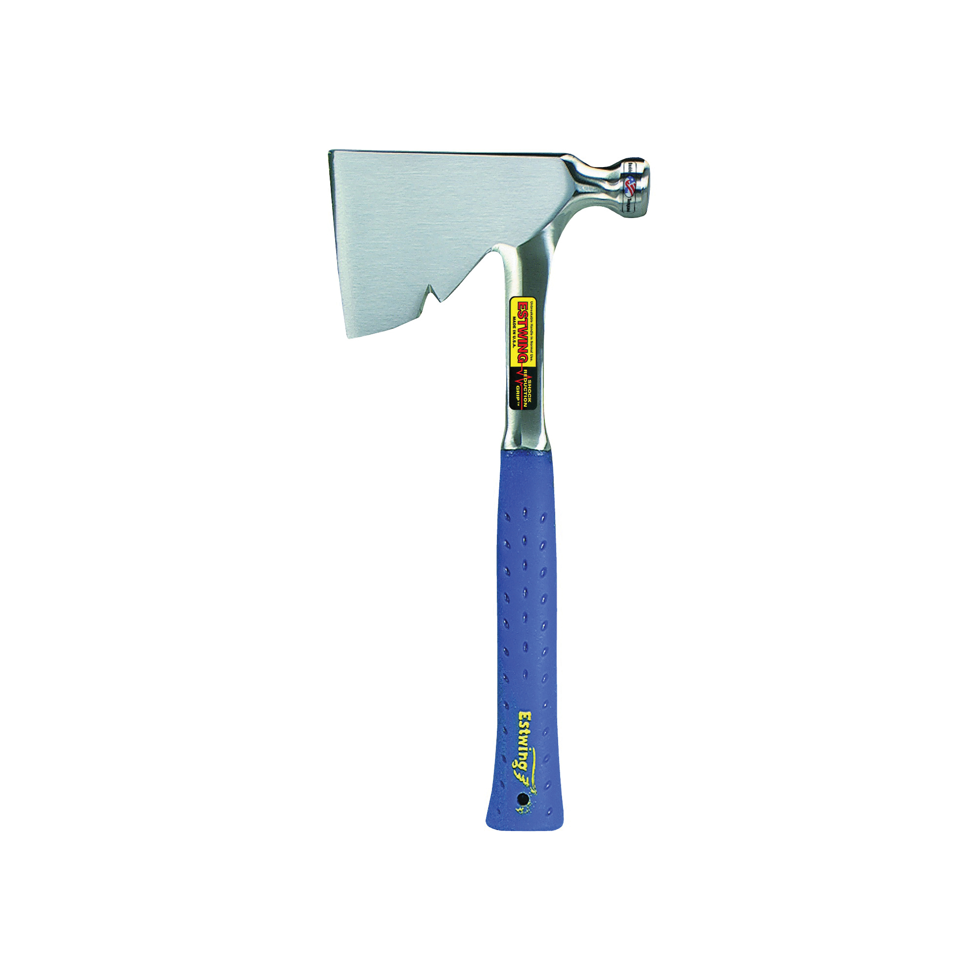 Picture of Estwing E3-2H Carpenter's Hatchet, 3-5/8 in Cutting Edge, Steel Head, Nylon/Vinyl Handle, 13 in OAL
