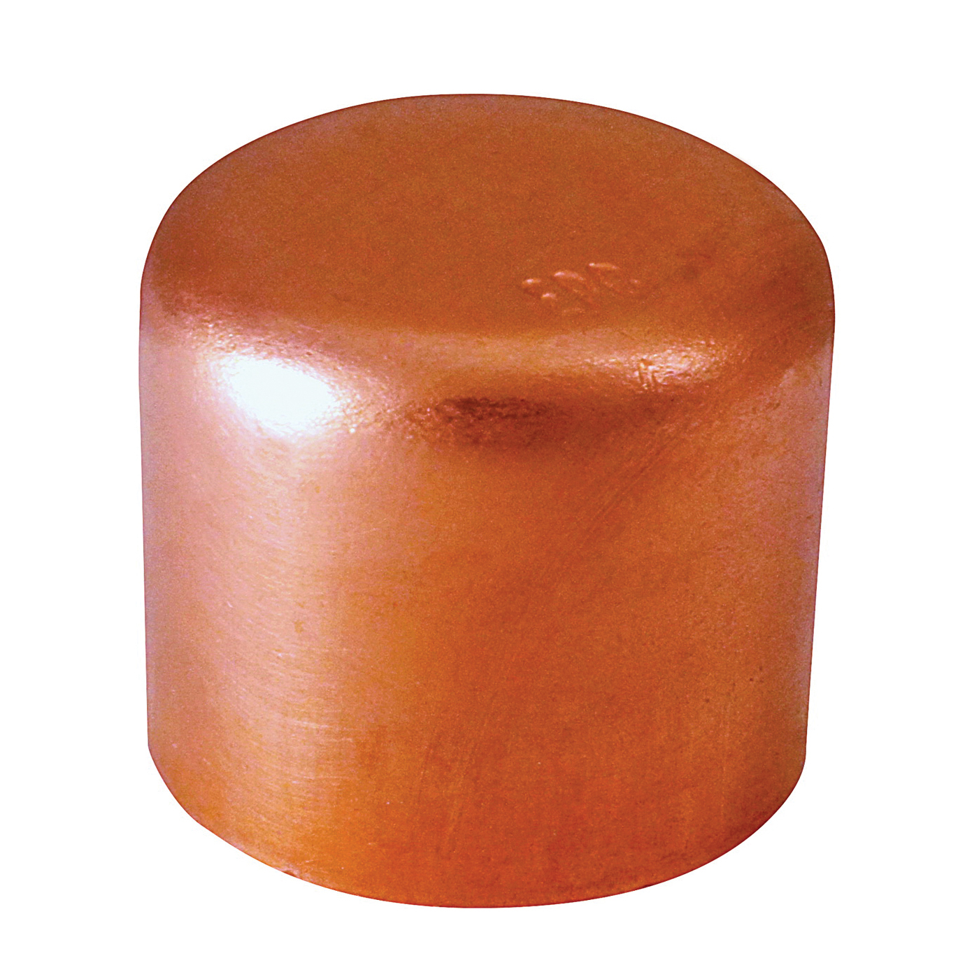 Picture of EPC 30626 Tube Cap, 1/2 in, Sweat, Wrot Copper