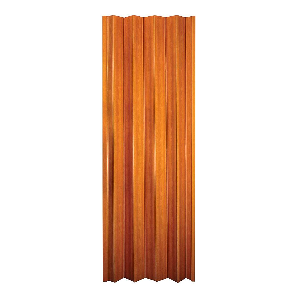 Picture of LTL Spectrum Via VS3280KL Folding Door Expansion Kit, 24 to 36 in W, 80 in H, Vinyl Door, Oak