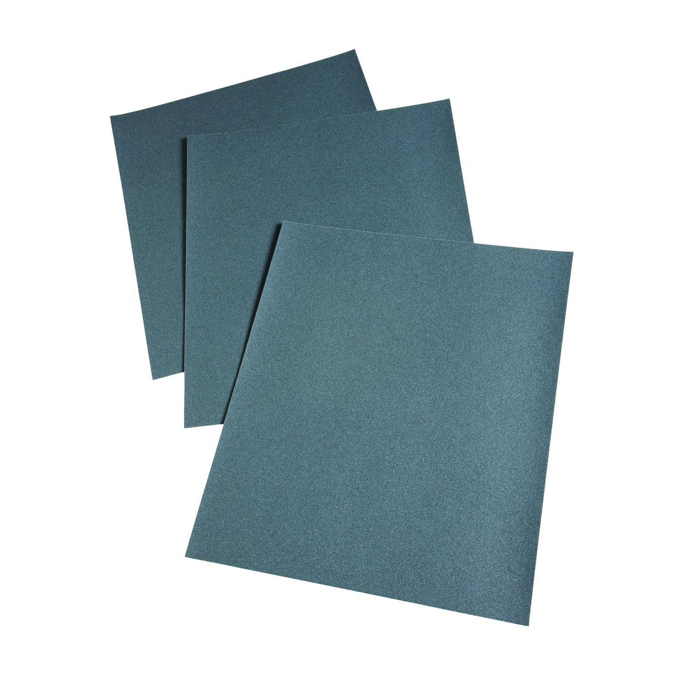 Picture of 3M 2018 Wet/Dry Sandpaper, 11 in L, 9 in W, 80 Grit, Medium, Silicone Carbide Abrasive