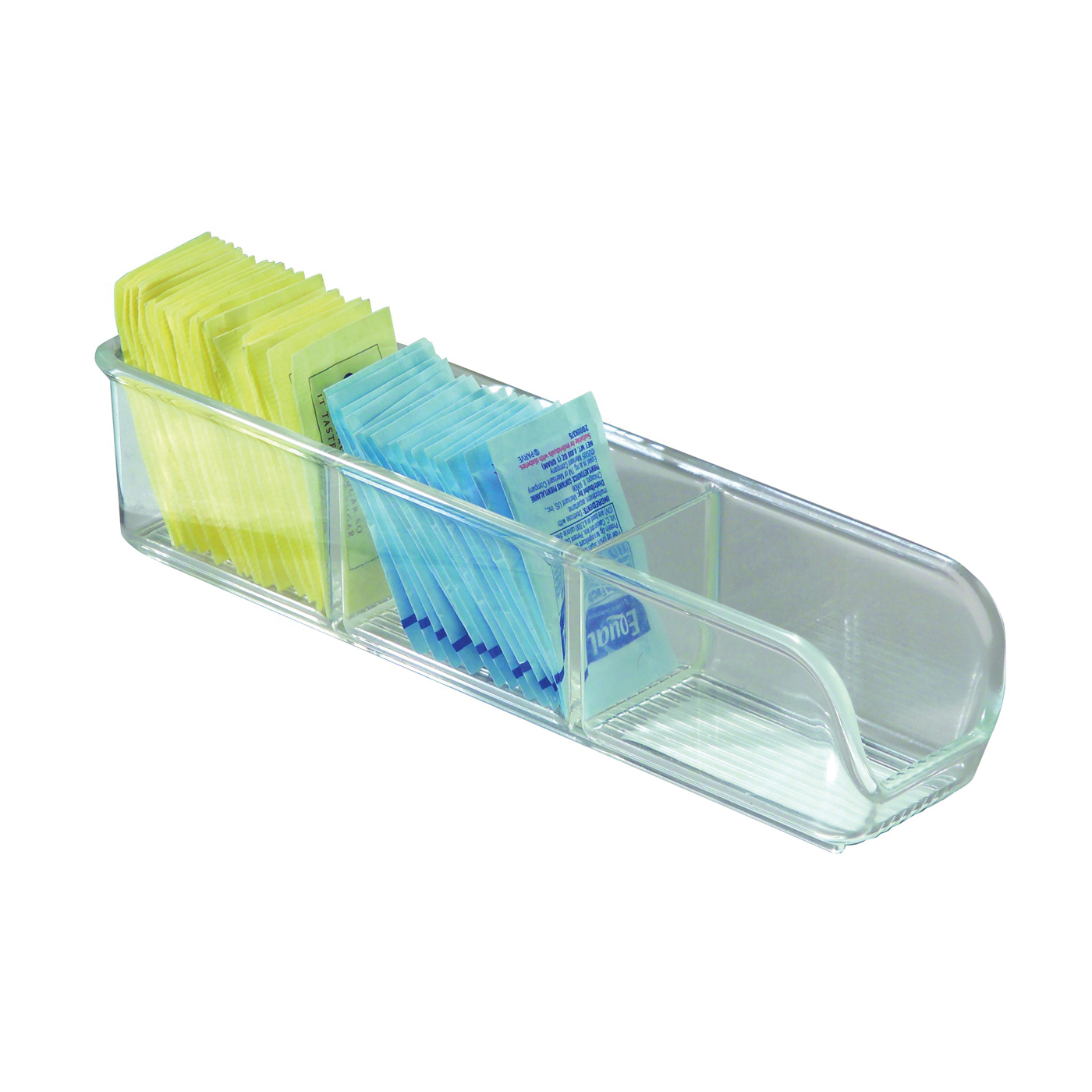 Picture of iDESIGN LINUS 66730 Sugar Packet Holder, Plastic, Clear