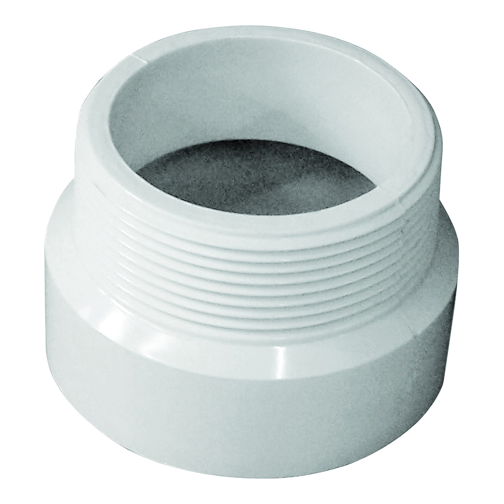 Picture of GENOVA 700 Series 70420 Pipe Adapter, 2 in Hub, 2 in MIP