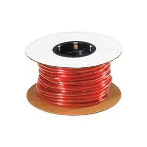 Picture of UDP T24005003/RUFEC Fuel Hose, 100 ft L, 125 psi Pressure, Thermoplastic Rubber, Orange