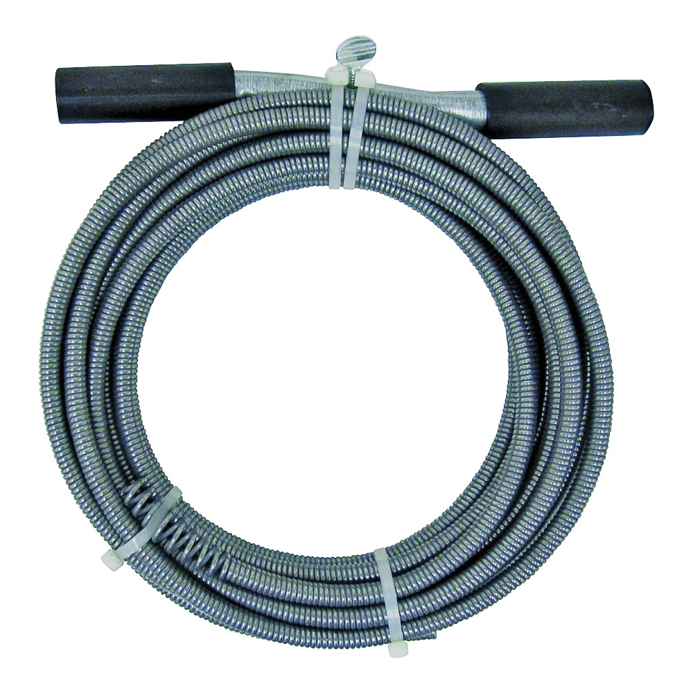 Picture of COBRA TOOLS 20000 Series 20250 Drain Pipe Auger, 3/8 in Dia Cable, 25 ft L Cable