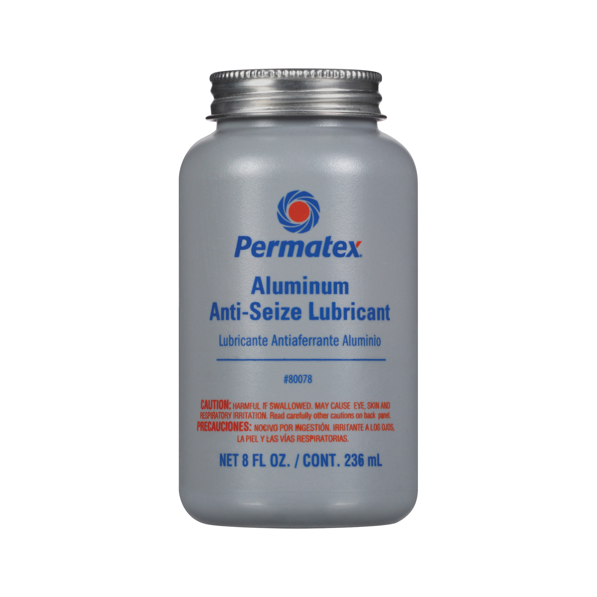 Picture of Permatex 80078 Lubricant, 8 oz Package, Bottle, Paste, Petrol