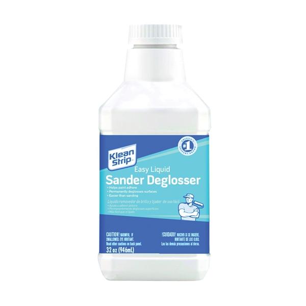 Picture of Klean Strip QWN285 Easy Liquid Sander Deglosser, Liquid, 1 qt