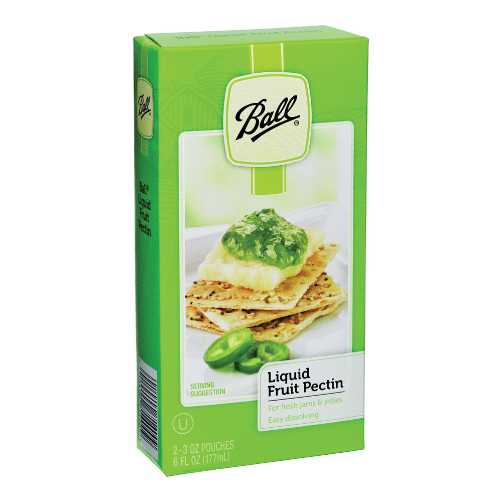 Picture of Ball Realfruit 71400 Fruit Jell Pectin, 6 oz Package