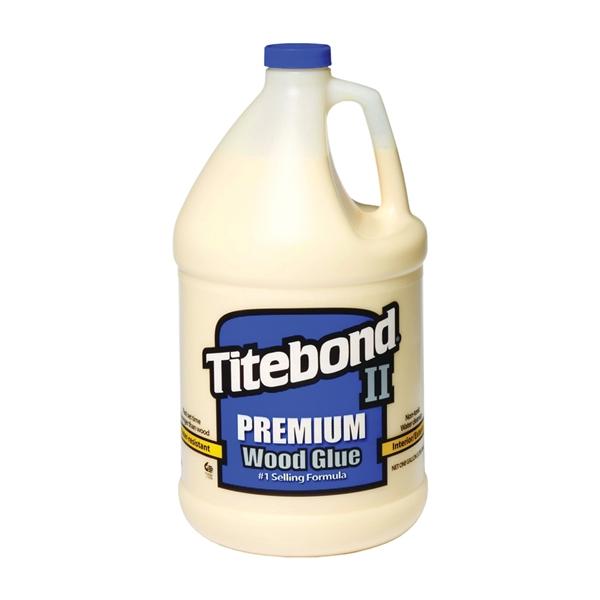 Picture of Titebond II 5006 Wood Glue, Yellow, 1 gal Package, Jug