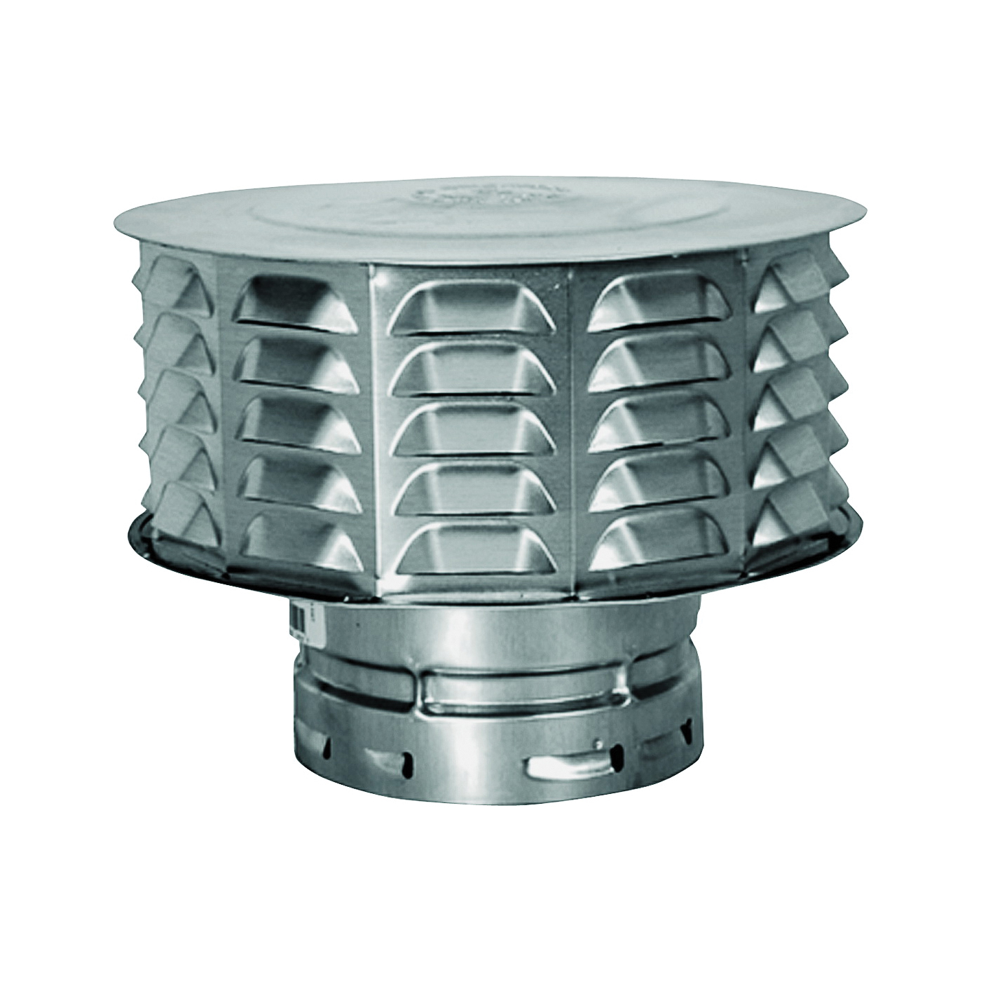 Picture of AmeriVent 3ECW Snap Lock Vent Cap, 3 in Connection
