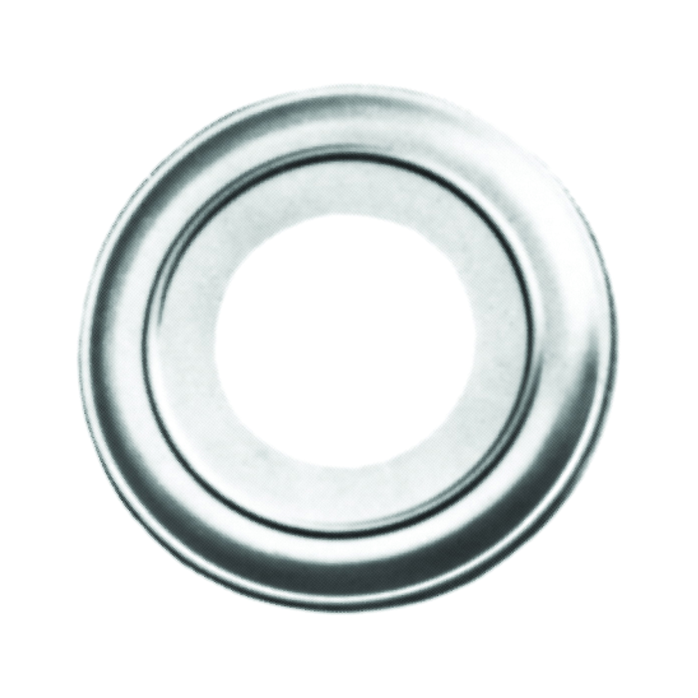 Picture of AmeriVent 4EVC Vent Collar, 4 in Vent Hole, Galvanized Steel