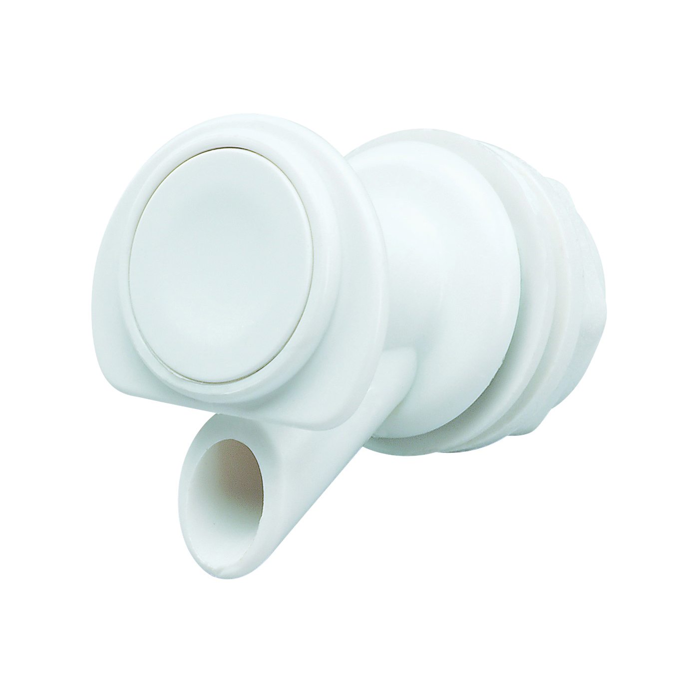 Picture of IGLOO 00024009 Water Cooler Spigot, Plastic, White, For: 1, 2, 3, 5 and 10 gal Plastic Coolers