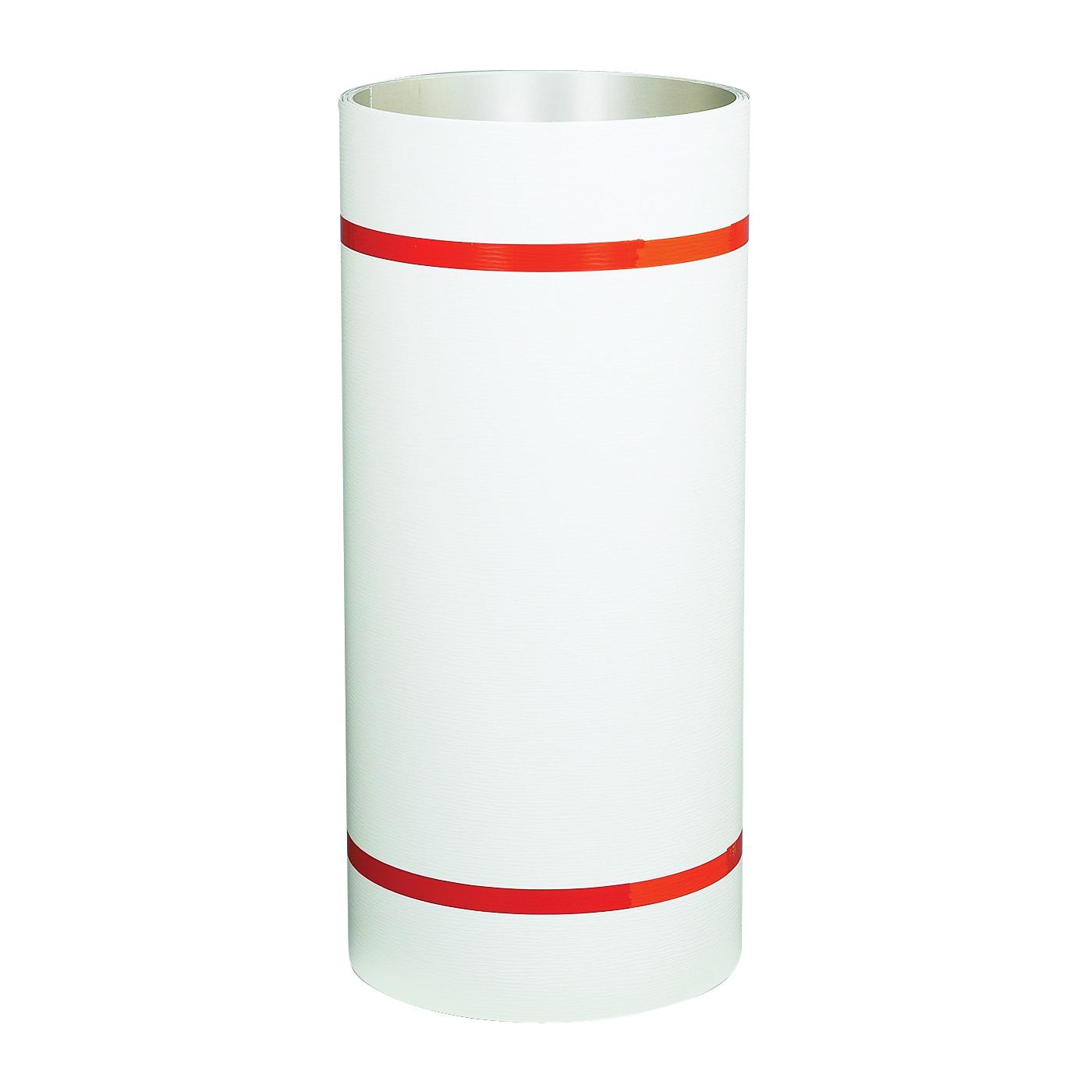 Picture of Amerimax 6912457 Trim Coil, 50 ft L, Aluminum, Lomar White