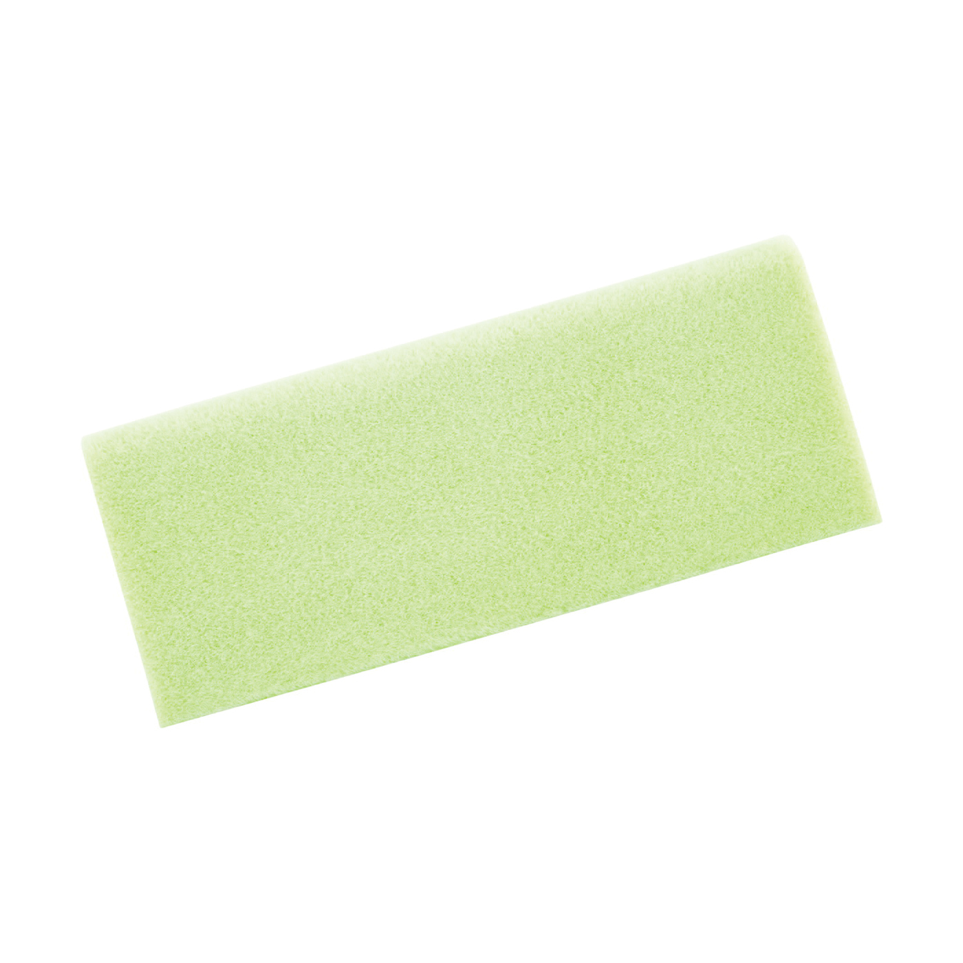 Picture of SHUR-LINE 630C Pad Painter Refill, 3-3/4 in L Pad, 9 in W Pad, Plastic Pad, Green