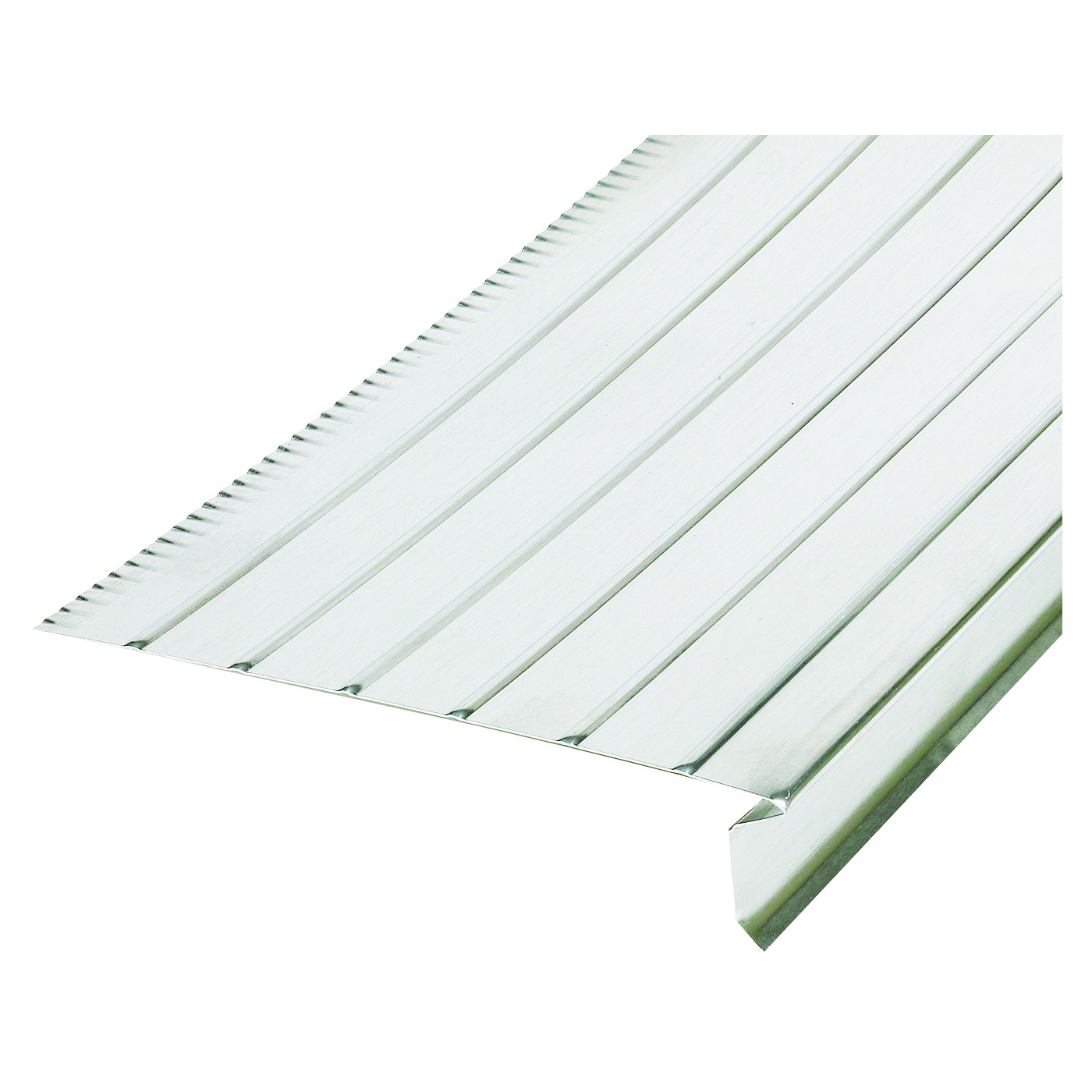 Picture of Amerimax 5421700120 Roof Edge, 10 ft L, Aluminum