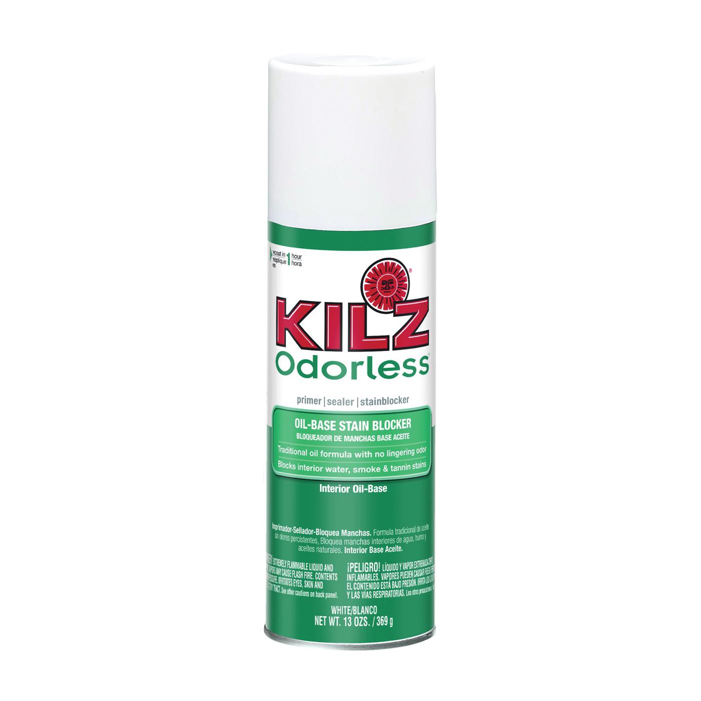 Picture of Kilz 10444 Primer Sealer, White, 13 oz