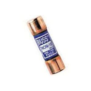 Picture of Bussmann BP/NON-20 Cartridge Fuse, 20 A, 250 VAC/125 VDC, 50 kA Interrupt, Melamine Body, 10, Blister