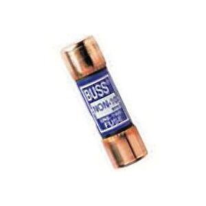 Picture of Bussmann BP/NON-30 Cartridge Fuse, 30 A, 250 VAC/125 VDC, 50 kA Interrupt, Melamine Body, 10, Blister