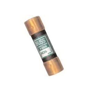 Picture of Bussmann BP/NON-50 Cartridge Fuse, 50 A, 250 VAC/125 VDC, 50 kA Interrupt, Melamine Body, 10, Blister