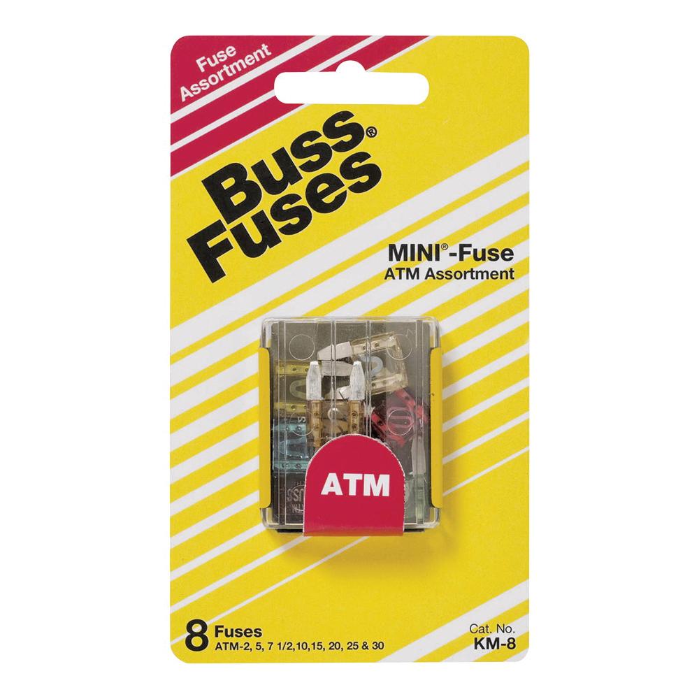 Picture of Bussmann BP/ATM-A8-RP Fuse Kit, 32 VDC, 2/30 A, 1 kA Interrupt