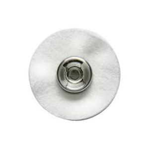 Picture of DREMEL EZ Lock 423E Polishing Wheel, 1 in Dia, 7/64 in Thick