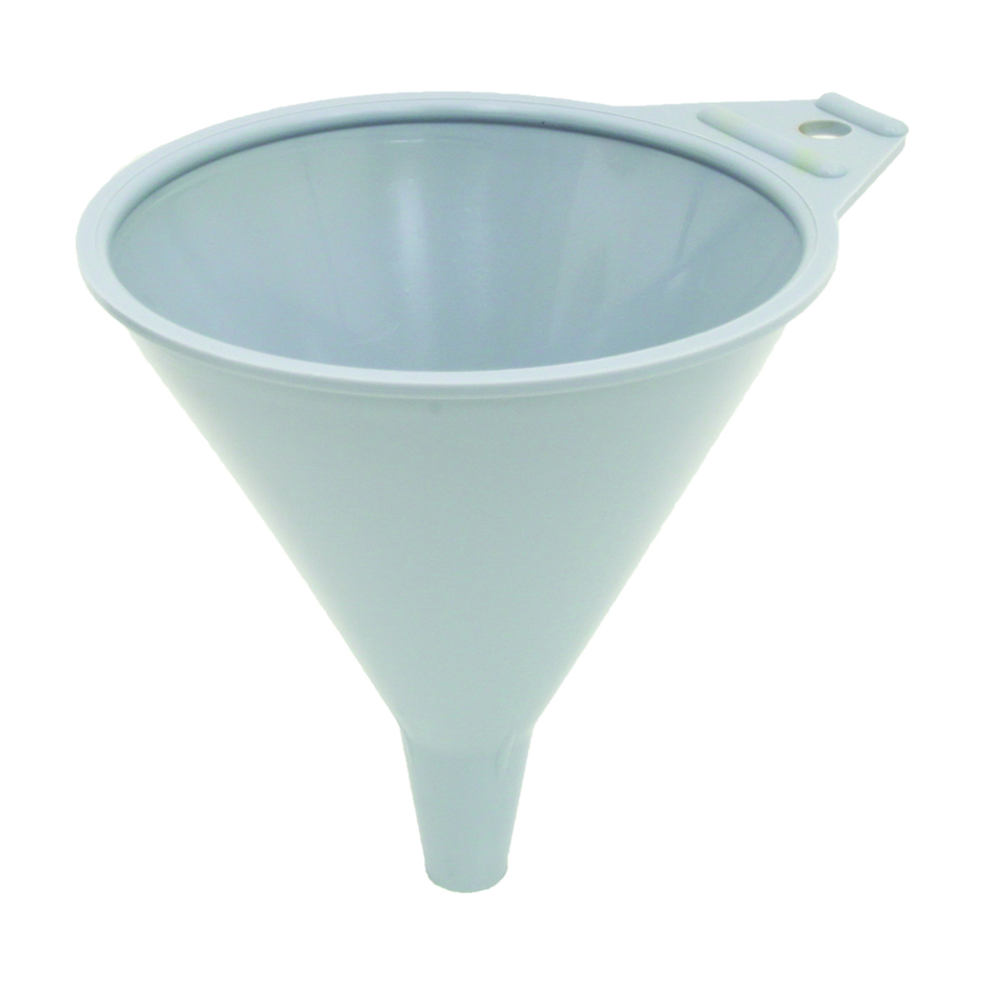 Picture of FloTool 05007 Small Funnel, 0.5 pt Capacity, HDPE, Gray, 4-3/4 in H