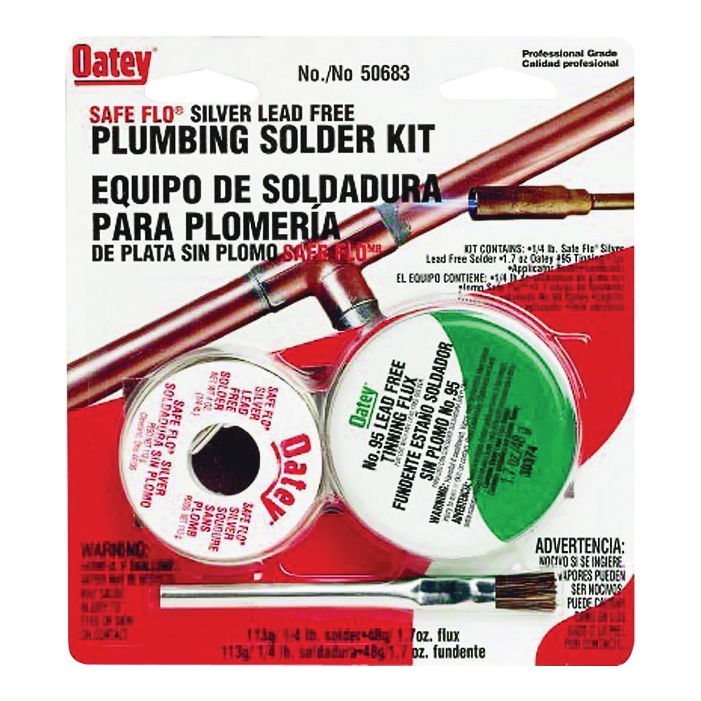 Picture of Oatey 50683 Wire Solder Kit, Solid