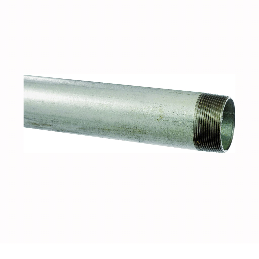 Picture of KLOECKNER METALS GALV-1 Pipe, 1 in, 10 ft L, Threaded