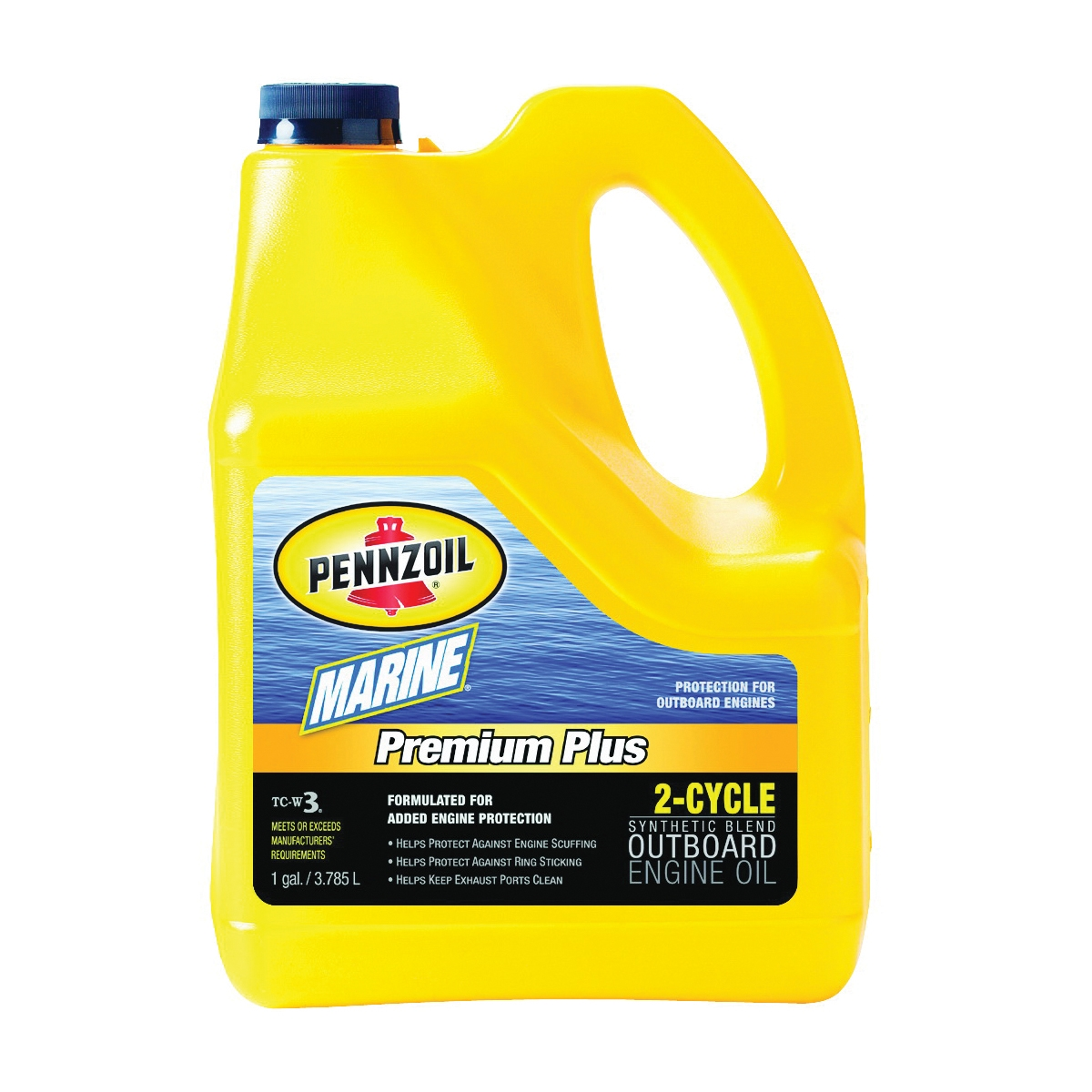 Picture of Pennzoil Premium Plus 550022757/5073655 Engine Oil, 1 gal Package