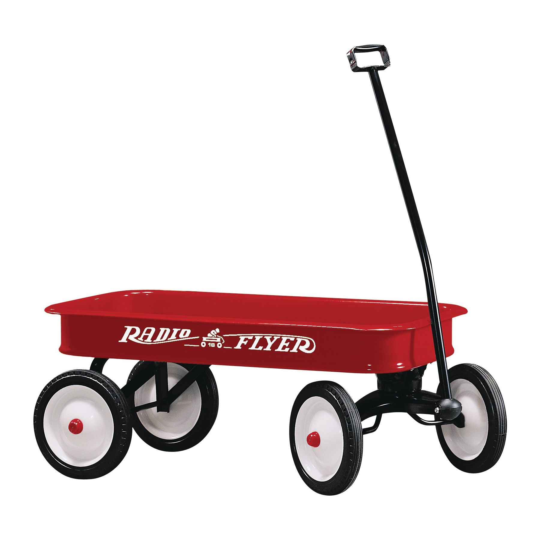 Picture of RADIO FLYER 18 Wagon, 150 lb Capacity, Steel, Classic Red