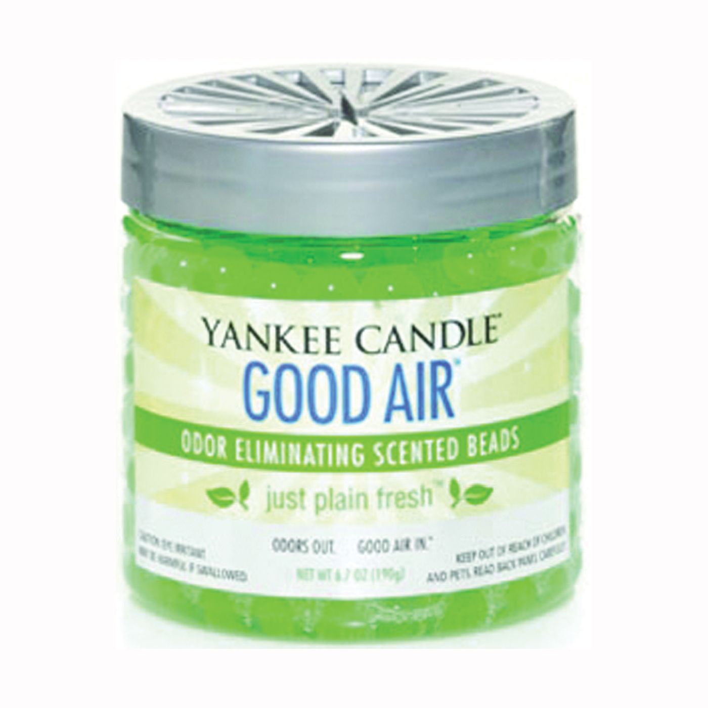 Picture of Yankee Candle Good Air 1255464 Odor Eliminating Bead, Cool Morning Dew