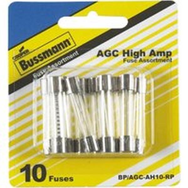 Picture of Bussmann BP/AGC-AH10-RP Fuse Kit